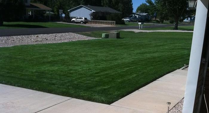 Lawn Mowing Cedar City Utah