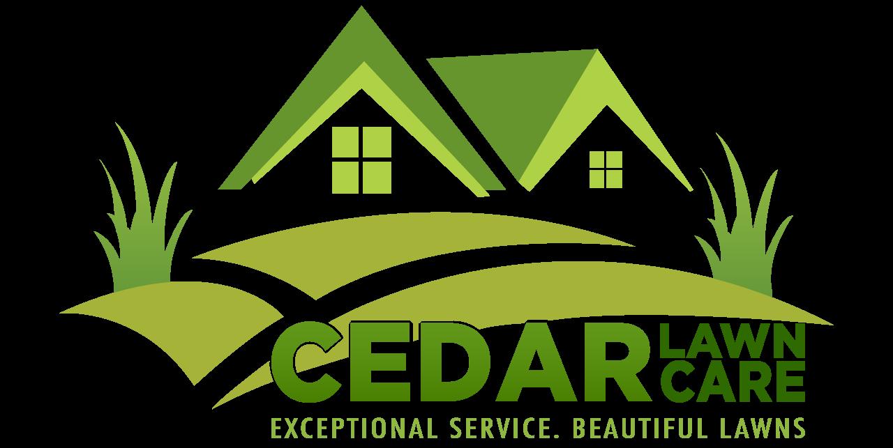 Cedar Lawn Care Logo