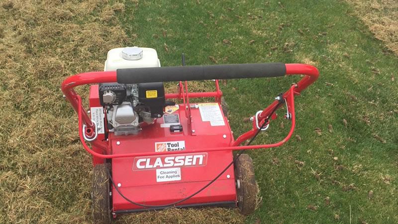 Power Raking Amp Lawn Dethatching Cedar City And Enoch Utah